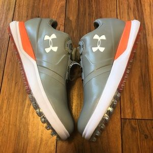 NWOT Under Armour boa golf shoes